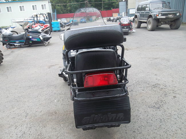 SKI DOO 2UP GRAND TOURING 500 сравнение СН115  (art-00115668) 6
