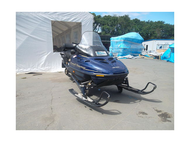 SKI DOO 2UP GRAND TOURING 500 купить СН116  (art-00115669) 1