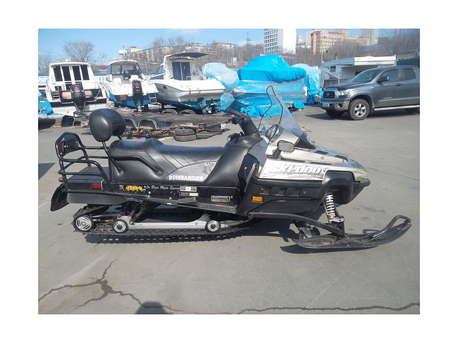 SKI-DOO EXPEDITION 1000 купить СН239  (art-00020041) 5
