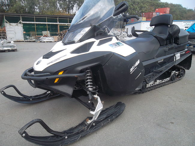 SKI-DOO EXPEDITION 1200