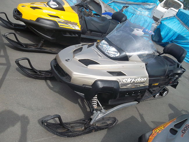 SKI-DOO EXPEDITION 600 WT продажа СН134  (art-00115691) 3