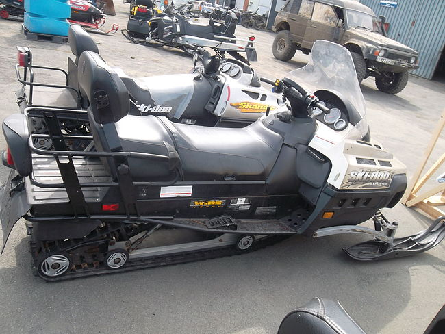 SKI-DOO EXPEDITION 600 WT цена СН134  (art-00115691) 2