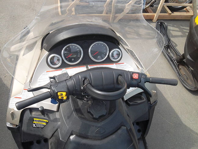 SKI-DOO EXPEDITION 600 WT описание СН134  (art-00115691) 4