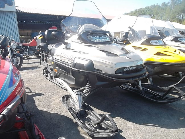 SKI-DOO EXPEDITION 600 WT купить СН172  (art-00118154) 1