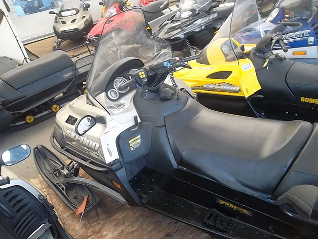 SKI-DOO EXPEDITION 600 WT продажа СН172  (art-00118154) 3
