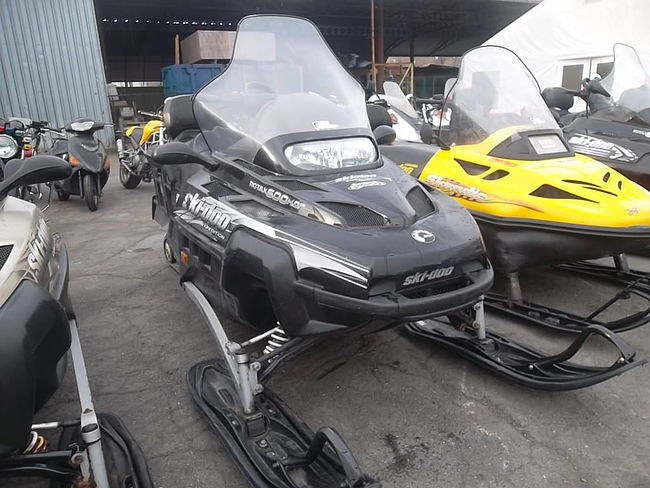SKI-DOO EXPEDITION 600 WT цена СН176  (art-00121445) 1