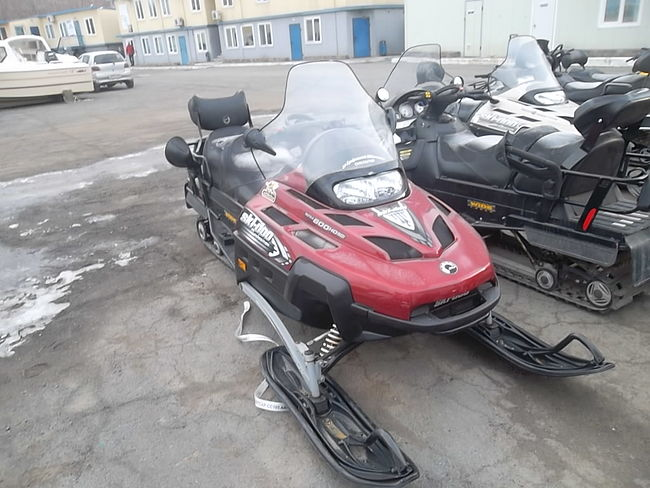 SKI-DOO EXPEDITION 600 WT купить СН185  (art-00121477) 1