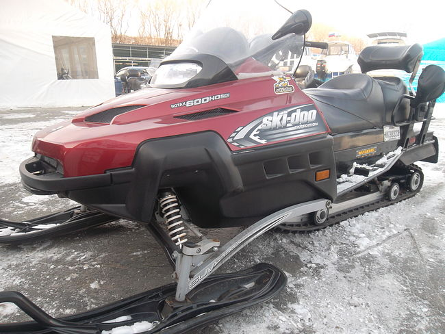SKI-DOO EXPEDITION 600 WT продажа СН185  (art-00121477) 3