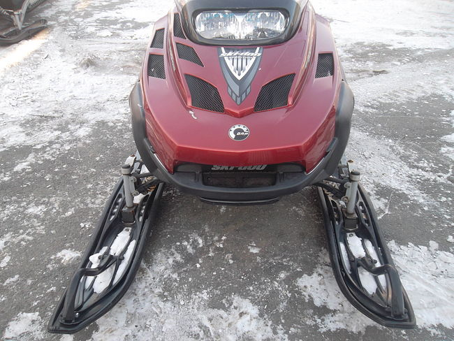 SKI-DOO EXPEDITION 600 WT описание СН185  (art-00121477) 4
