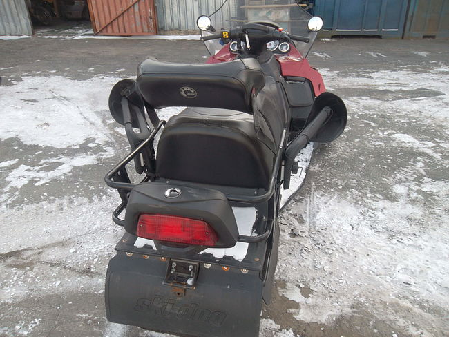 SKI-DOO EXPEDITION 600 WT фото СН185  (art-00121477) 5