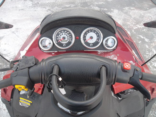 SKI-DOO EXPEDITION 600 WT сравнение СН185  (art-00121477) 6