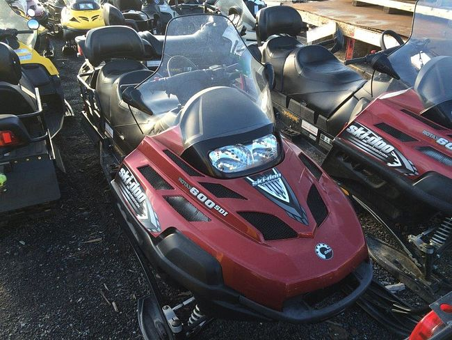 SKI-DOO EXPEDITION 600 купить SN343  (art-00133590) 1