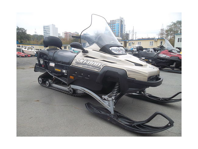 SKI-DOO EXPEDITION 600 купить SN345  (art-00133592) 1