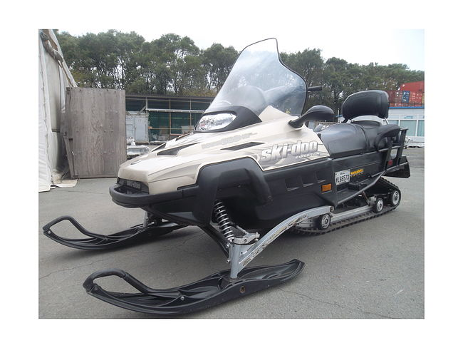 SKI-DOO EXPEDITION 600 цена SN345  (art-00133592) 2
