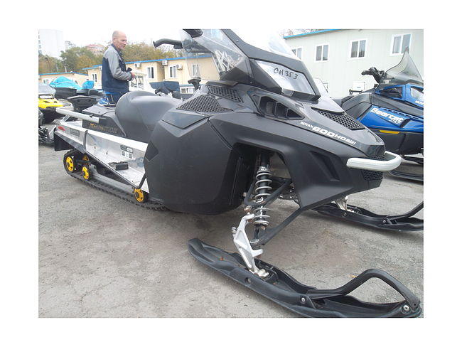 SKI-DOO EXPEDITION 600 купить SN353  (art-00133600) 1