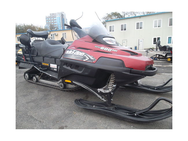 SKI-DOO EXPEDITION 600 купить СН358  (art-00133605) 1
