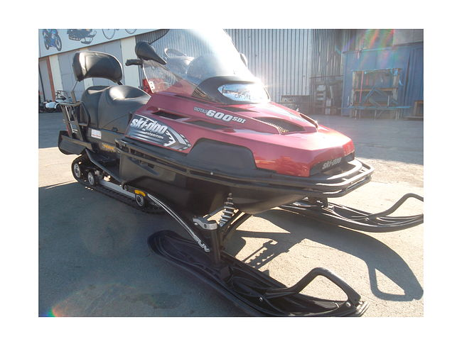SKI-DOO EXPEDITION 600 купить SN359  (art-00133606) 1