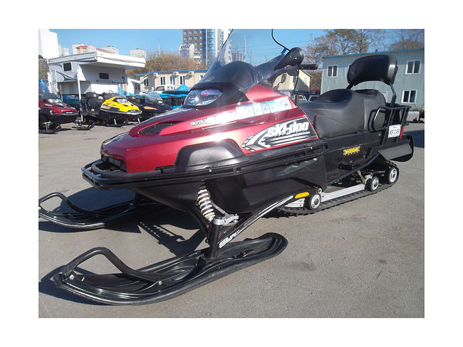 SKI-DOO EXPEDITION 600 цена SN359  (art-00133606) 2