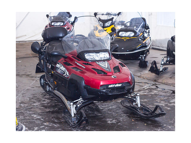 SKI-DOO EXPEDITION 600 купить SN317  (art-00125999) 1