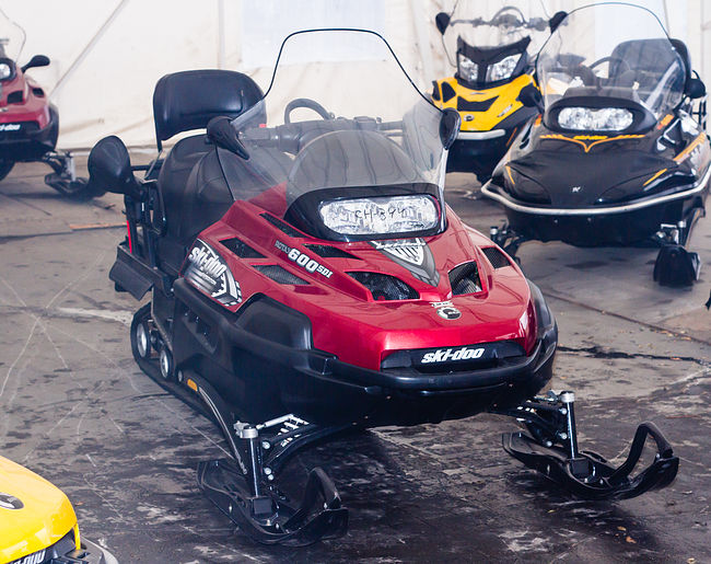 SKI-DOO EXPEDITION 600 купить SN344  (art-00133591) 1