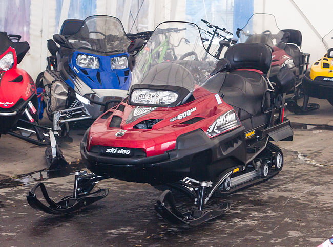 SKI-DOO EXPEDITION 600 цена SN344  (art-00133591) 2