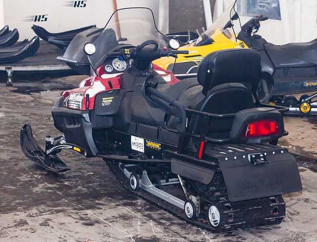 SKI-DOO EXPEDITION 600 продажа SN344  (art-00133591) 3