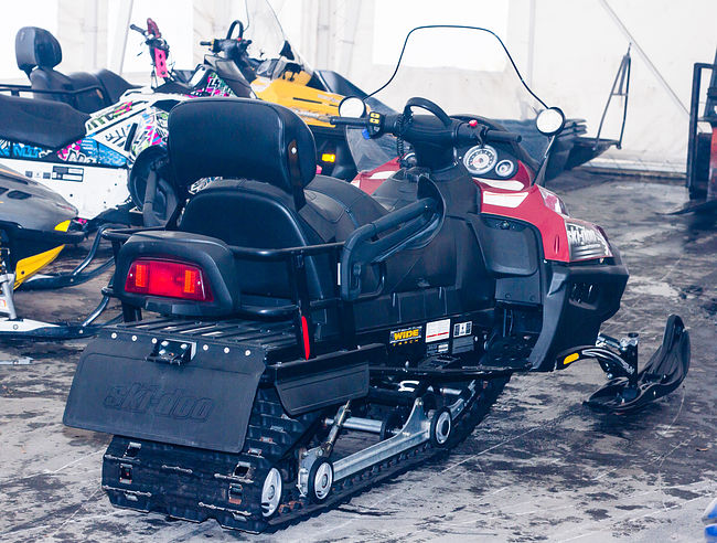 SKI-DOO EXPEDITION 600 описание SN344  (art-00133591) 4