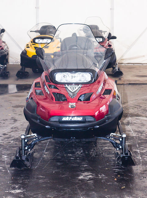 SKI-DOO EXPEDITION 600 фото SN344  (art-00133591) 5