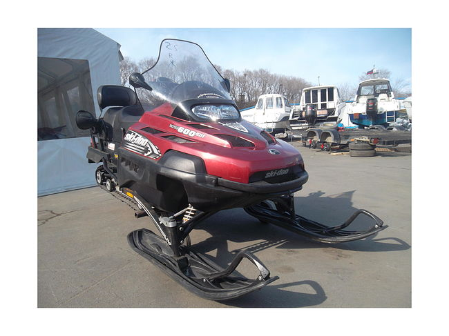 SKI-DOO EXPEDITION 600 купить СН232  (art-00019900) 1