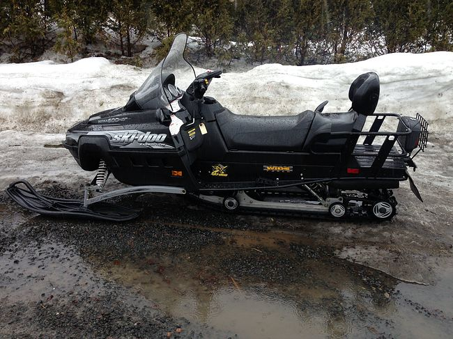 SKI-DOO EXPEDITION 600 цена СН274  (art-00104798) 2
