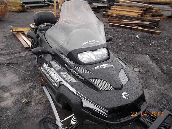 SKI-DOO EXPEDITION 600 купить СН274  (art-00104798) 1