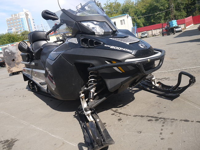 SKI-DOO EXPEDITION 600 купить СН295  (art-00123256) 1