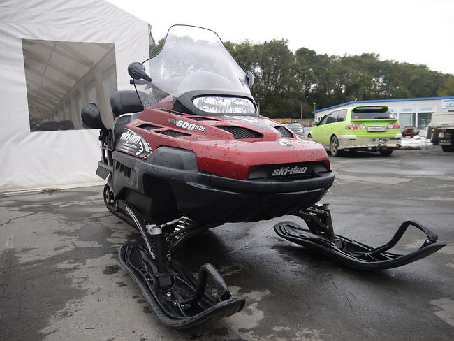 SKI-DOO EXPEDITION 600 купить СН301  (art-00123692) 1