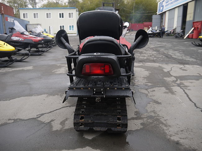 SKI-DOO EXPEDITION 600 описание СН301  (art-00123692) 4