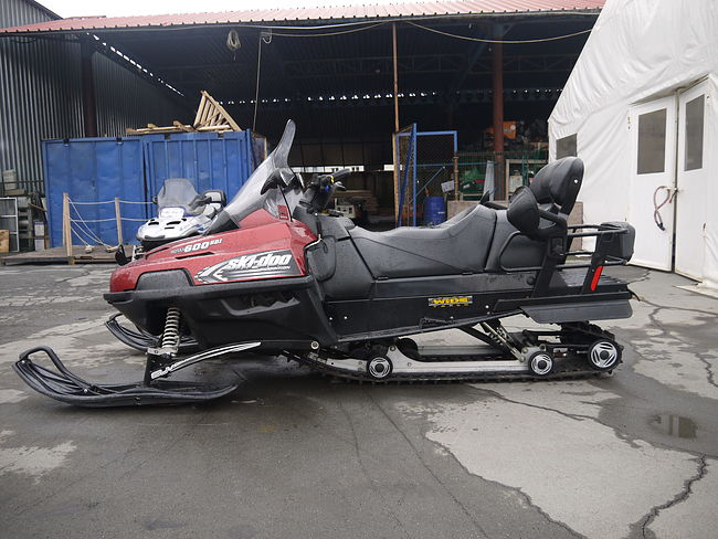 SKI-DOO EXPEDITION 600 купить СН301  (art-00123692) 8