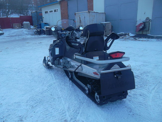 SKI-DOO EXPEDITION 600 купить СН323  (art-00126004) 8