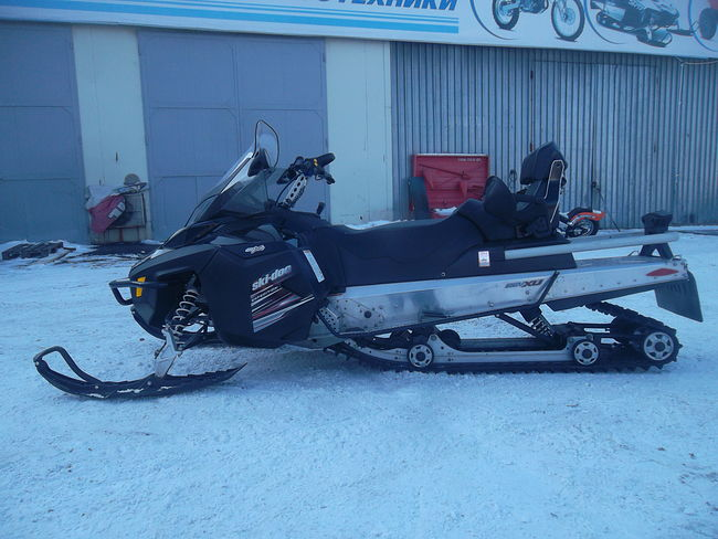 SKI-DOO EXPEDITION 600 сравнение СН323  (art-00126004) 6
