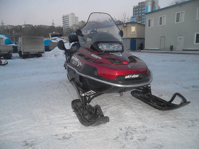 SKI-DOO EXPEDITION 600 фото СН327  (art-00126008) 1