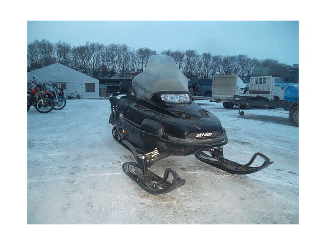 SKI-DOO EXPEDITION 600 продажа SN319  (art-00126001) 1