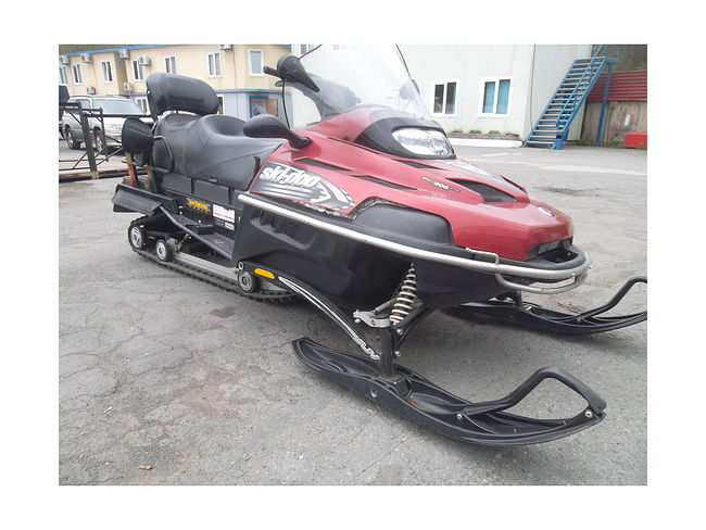 SKI-DOO EXPEDITION 800 купить SN357  (art-00133604) 1