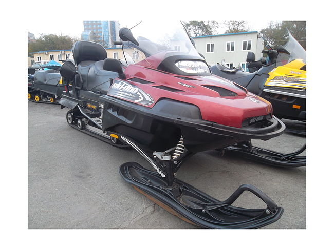 SKI-DOO EXPEDITION 800 купить SN355  (art-00133602) 1