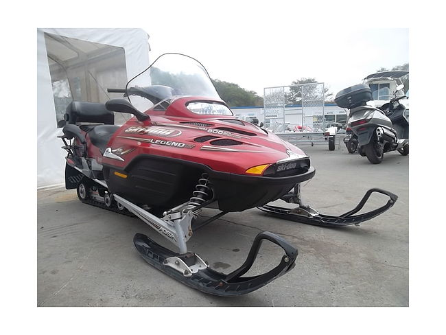 SKI-DOO LEGEND 800 купить СН156  (art-41572) 1