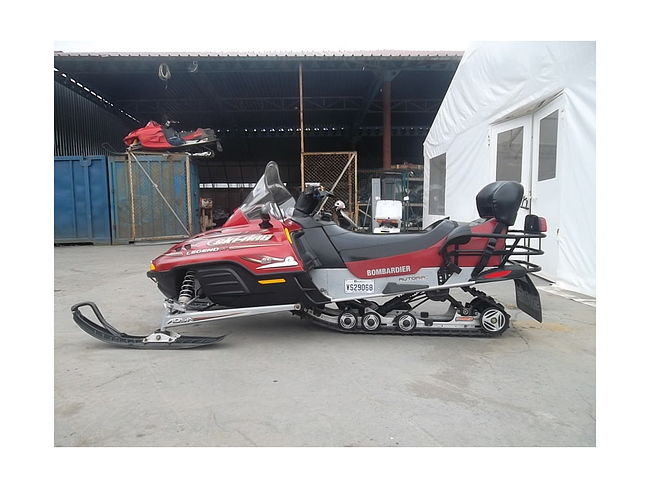SKI-DOO LEGEND 800