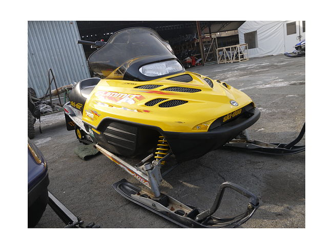 SKI-DOO SUMMIT 700 описание СН195  (art-00122116) 1