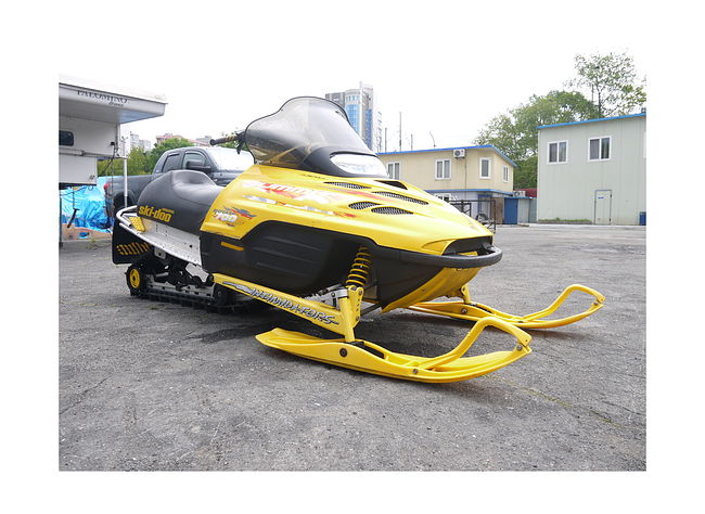 SKI-DOO SUMMIT 700 купить СН337  (art-00130618) 1
