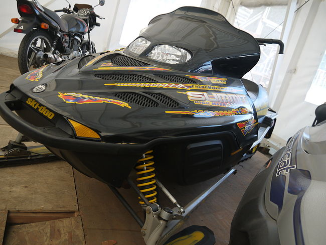 SKI-DOO SUMMIT 800 HIGHMARK цена СН193  (art-00122114) 2
