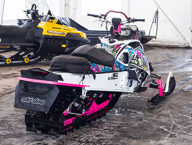 SKI-DOO SUMMIT Freeride 800 продажа sn111  (art-00114320) 4