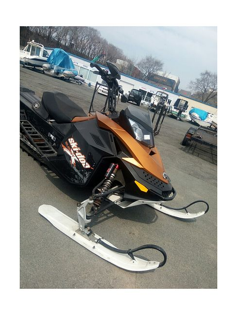 Ski-Doo Summit X продажа SN94  (art-00109627) 10