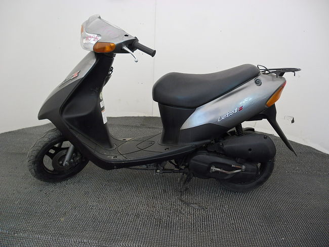 SUZUKI LET'S 50 (CA1PC)