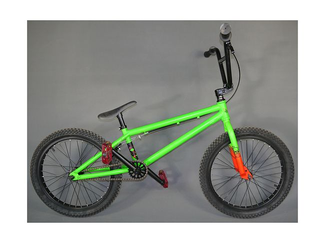 велосипед Upland BEAST A Green and Red